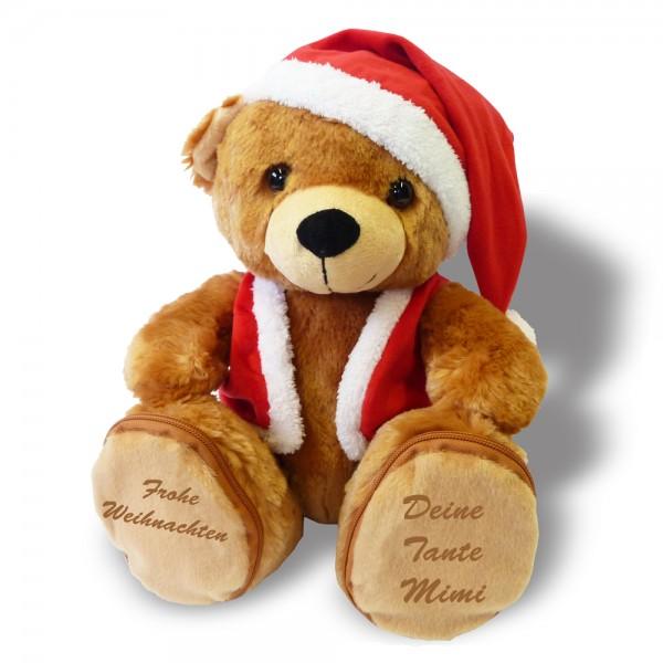 Plüschbär Emmy Weihnachtsbär