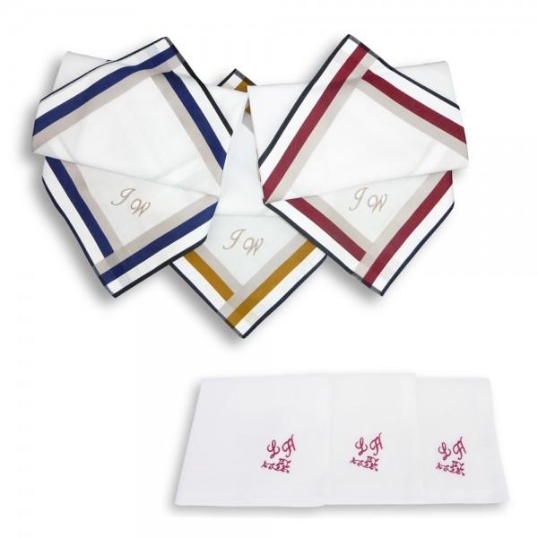 Taschentücher 3er-Set