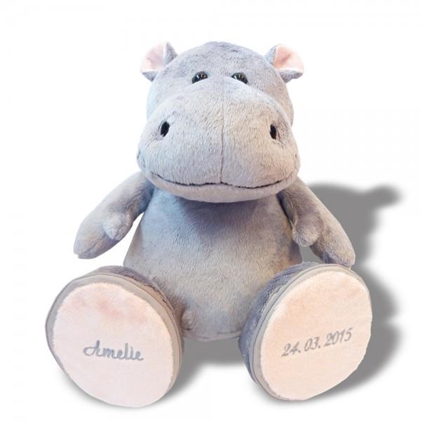 Plüschtier Hippo