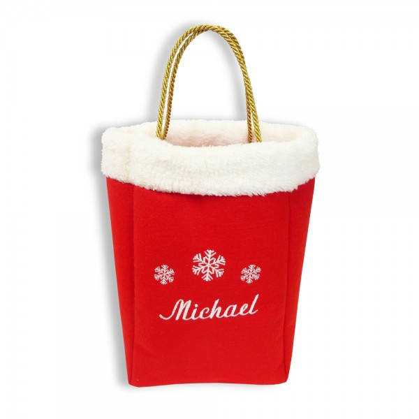 Weihnachts-Geschenktasche